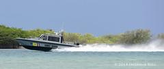 Coast Guard (© Freddie) Tags: boat aruba oranjestad fjroll ©freddie coastguard