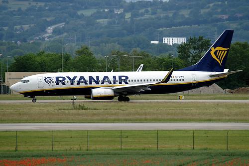 EI-DWO(cn 36079) Boeing 737-8AS(WL) Ryanair