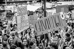 Grève des femmes - 14 juin 2019 (DeGust) Tags: manifestation foule noiretblanc manifestants grèvedesfemmes romandie lausanne vaud streetphotography suisse politique militantisme reportage grevefeministe femalepower gdfvaud grevefeministe2019 grevefeministevaud togetherwearestronger 11000000 2019grevedesfemmes activism bw blackandwhite contestationsociale crowd demonstrators europa europe grèveféministe militancy monochrome nb photoderue rues socialprotest streets switzerland bnw politics womensstrike