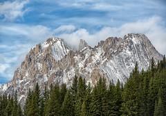 Jagged Peak (Phil's Pixels) Tags: mtelpoca opalrange highwoodsummit peaks mountains kananaskiscountry canmore alberta