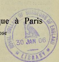 This image is taken from L'oeuvre de l'Assistance publique ÃÂ  Paris contre la tuberculose (1896-1905) (Medical Heritage Library, Inc.) Tags: hospitals special rcseng ukmhl medicalheritagelibrary europeanlibraries date1905 idb22400734