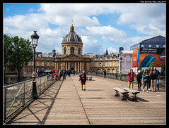 Pont des Arts (jason_hindle) Tags: seine france pontdesarts olympus1240f28 olympusomdem1mkii europe paris