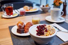 Healthy Breakfast @ Lindner WTC Hotel & City Lounge Antwerp (Lindner WTC Hotel & City Lounge Antwerp) Tags: breakfast restaurant lindnerwtchotelcityloungeantwerp