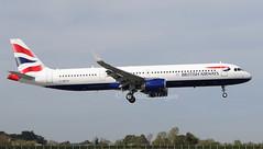 G-NEOU (Ken Meegan) Tags: gneou airbusa321251nx 8804 britishairways dublin 1552019 airbusa321 airbus a321251nx a321