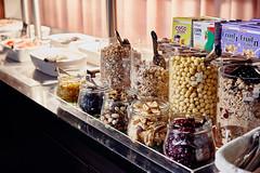 Cereal Breakfast Buffet (Lindner WTC Hotel & City Lounge Antwerp) Tags: breakfast restaurant lindnerwtchotelcityloungeantwerp