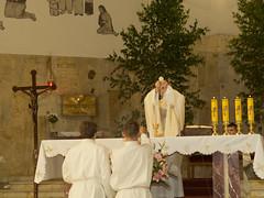 Msza św. i pożegnanie gimnazjalistów i ósmoklasistów