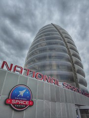 Great day out at #nationalspacecentre #leicester #space #science #uk (Andreadm66) Tags: nationalspacecentre leicester space science knitted littleted stroke strokeawareness astronaut