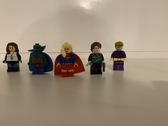 Team Supergirl (JLDark) Tags: supergirl super girl powergirl dc dcuniverse justiceleague justice league deo martian manhunter martianmanhunter arrowverse kara danvers legionnaire brainiac superman krypton zorel lgbtq dreamer dream dreamgirl
