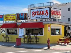 The Original Steaks (Multielvi) Tags: original steaks seaside new jersey cheesesteak restaurant nj shore heights