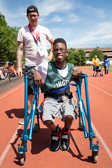 2019 Summer Games | Track & Field (Special Olympics New Jersey) Tags: 2019 assistedwalking marcocatiniphotography nj newjersey sonj specialolympics specialolympicsnewjersey summergames tcnj track