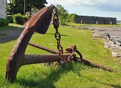 Anchor (jlw0414) Tags: anchor garlieston dumfriesgalloway scotland unitedkingdom sea