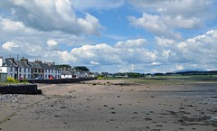 Garlieston Village (jlw0414) Tags: garlieston scotland unitedkingdom beach