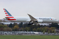 N831AA | Boeing 787-9 Dreamliner | American Airlines (cv880m) Tags: london heathrow lhr aviation airliner airline aircraft airplane jetliner airport spotting planespotting uk gb britain england n831aa boeing 787 789 7879 dreamliner aal american americanairlines