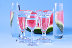 Project 365 - 6/18/2019 - 169365 (cathy.scola) Tags: project365 odc watermelon glass water