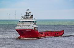 Standard Viking Arriving Aberdeen Harbour 18/06/2019