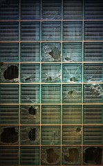 l love the sound of breaking glass Especially when I'm lonely l need the noises of destruction When there's nothing new Oh nothing new, sound of breaking glass (Livesurfcams) Tags: glass blocks broken smashed artdeco taddiport abandoneddevon light