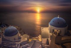 Santorini Greece (mcalma68) Tags: santorini oia greece cyclades sunset