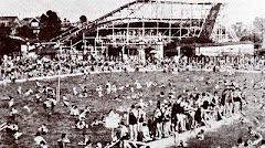 Olympic Park swimming pool (Ken Ronkowitz) Tags: irvington nj newjersey urban