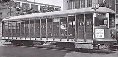 Springfield Ave trolley (Ken Ronkowitz) Tags: irvington nj newjersey urban