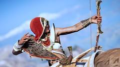 Sacred Oracle (ilikedetectives) Tags: kassandra assassinscreed assassinscreedodyssey acodyssey acphotomode archery archer hunter huntress bow gaming gamecaptures game ingamephotography videogames virtualphotography screenshot