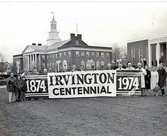 1874-1974 (Ken Ronkowitz) Tags: irvington nj newjersey urban