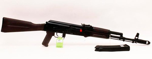 Arsenal Saiga AK-47 Semi Automatic Rifle ($1,120.00)
