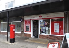West Gate Post Office (The3Winds) Tags: postbox postoffice morecambe lancashire er