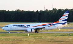 SmartWings, OE-TSR, MSN 40875, Boenig 737-82R, 17.06.2019,  HAM-EDDH, Hamburg (henryk.konrad) Tags: smartwings oetsr msn40875 boenig b738 73782r hamburg hameddh henrykkonrad