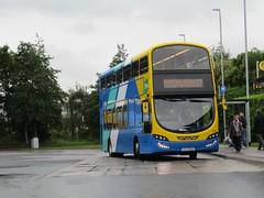 Go-Ahead Ireland 11518 (152-D-14660) (Jack Keegan Transport Photography) Tags: 152d14660 wright gemini 3 volvo b5tl 11518 17 ucd