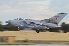 (scobie56) Tags: panavia tornado gr4 za602 f freddie xv squadron 15 reserve aim sure raf royal air force lossiemouth moray scotland