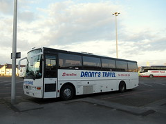 Danny's Travel, Langley Park, XIL 1274 (miledorcha) Tags: volvo b10m b10m62 van hool alizee t8 xil1274 m644kvu shearings holidays wigan 644 dannys travel craggs langley park county durham north east england independent operator owner driver psv pcv blackpool daytripper tour tours private hire excursion