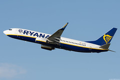EI-DPK (Andras Regos) Tags: aviation aircraft plane fly airport bud lhbp spotter spotting takeoff ryanair boeing 737 b738 737800