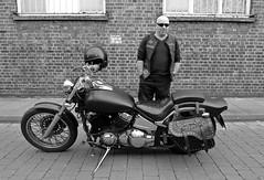 P1060695 (Stephen-Oakes) Tags: biker cool motorbike street leigh