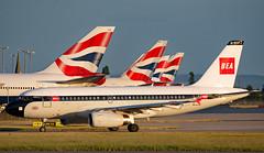 G-EUPJ - Airbus A319-131 - LHR (Seán Noel O'Connell) Tags: britishairways ba bae speedbird geupj airbus a319131 a319 retro heathrowairport heathrow lhr egll arn essa ba786 baw786f aviation avgeek aviationphotography planespotting ba100