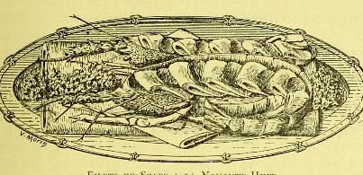 This image is taken from Page 213 of La grande cuisine illustrée : sélection raisonnée de 1500 recettes de cuisine transcendante
