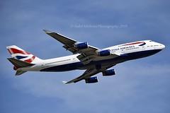 British Airways G-CIVX Boeing 747-436 cn/28852-1172 @ EGLL / LHR 14-05-2019 (Nabil Molinari Photography) Tags: british airways gcivx boeing 747436 cn288521172 egll lhr 14052019