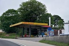 Ex Murco, Newcott Devon. (EYBusman) Tags: murco petrol gas gasoline filling service station garage a303 services newport devon eybusman closed abandoned