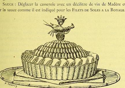 This image is taken from Page 211 of La grande cuisine illustrée : sélection raisonnée de 1500 recettes de cuisine transcendante