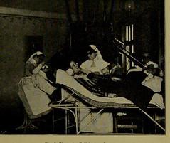 This image is taken from Page 21 of Bericht des Kuratoriums der Stiftung 'Heilstätte für Lupuskranke' Jahrgang 1904 (Medical Heritage Library, Inc.) Tags: hospitals special rcseng ukmhl medicalheritagelibrary europeanlibraries date1905 idb22406888