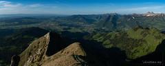 Panorama sur la basse Gruyère (Switzerland) (christian.rey) Tags: gruyères lac préalpes fribourgoises moléson bulle broc epagny pringy charmey vudalla brenleires folliéran berra panorama landscape montagnes mountains swiss sony alpha a7r2 a7rii 1635 printemps