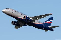 RA-89099 (Andras Regos) Tags: aviation aircraft plane fly airport bud lhbp spotter spotting takeoff aeroflot sukhoi superjet superjet100