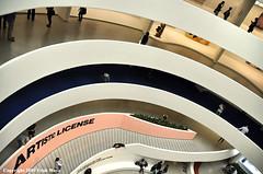 Artistic License (Trish Mayo) Tags: guggenheim architecture museum franklloydwright artisticlicense exhibit