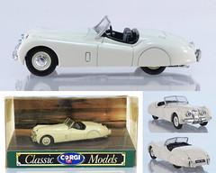 COC-Jaguar-XK-96040 (adrianz toyz) Tags: adrianztoyz diecast toy model car 143 scale corgi classics 96040 jaguar xk 120