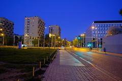 Wrocław (nightmareck) Tags: wrocław dolnośląskie dolnyśląsk polska poland europa europe zmierzch dusk handheld fujifilm fuji fujixt20 fujifilmxt20 xt20 apsc xtrans xmount mirrorless bezlusterkowiec xf16mm xf16mmf14rwr fujinon primelens twilight bluehour