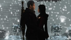 Let's Create a New Story (Jillian-613) Tags: skyrim tes games screenshot elf altmer vampire serana