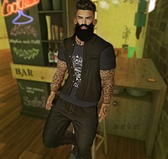 LOTD 232 (Javier Criart) Tags: catwa signature volkstone galvanized svp levelevent secondlife sl life gamer blogger blog photography blogphotography male bento avatar