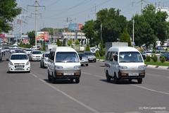 Chevrolet Damas (Kim-B10M) Tags: damas chevrolet cars uzbekistan