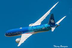 [LBG] Air Tahiti Nui Dreamliner Boeing 787-9 _ F-OVAA _ N1015X (thibou1) Tags: thierrybourgain lbg lfbg spotting aircraft airplane nikon d810 tamron sigma airtahitinui boeing boeing787 b789 b7879 dreamliner fovaa landing tahiti lax n1015x borabora