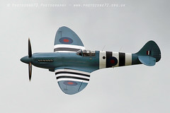1247 BBMF Spitfire PM631 Andy P (photozone72) Tags: dunsfold dunsfoldpark wingswheels aviation aircraft airshows airshow bbmf raf rafbbmf spitfire pm631 warbirds wwii canon canon7dmk2 canon100400f4556lii 7dmk2