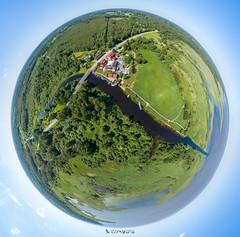 Oiu maakera (BlizzardFoto) Tags: oiu oiusadam oiuharbor sadam harbor tinyplanet maakera pall ball earth ümmargune round droonifoto aerofoto dronephotography aerialphotography